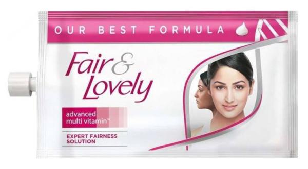 Fair & Lovely Fairness Facial Form